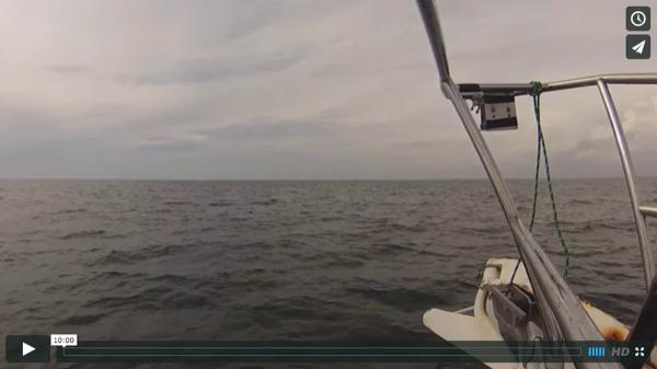 Sailing Ambiance Video