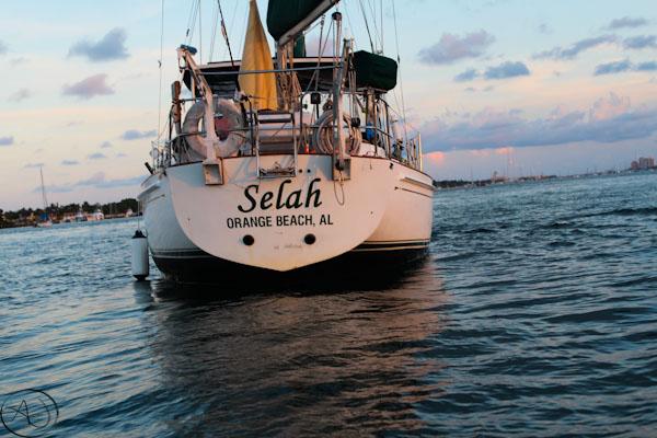 Life Aboard Selah – July 2015