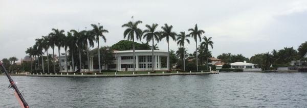 Enough of the Weeble Wobbles. No Name Harbor to Lake Boca Raton