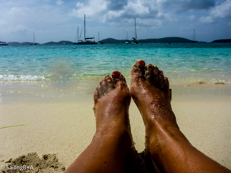 We Found Our Cruising Groove in the BVI's