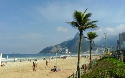 Life in Rio–the first two weeks.