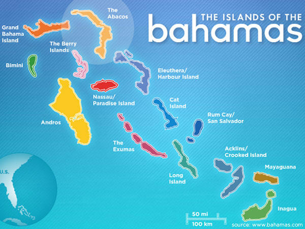 Our Three Favorite Beaches in the Bahamas