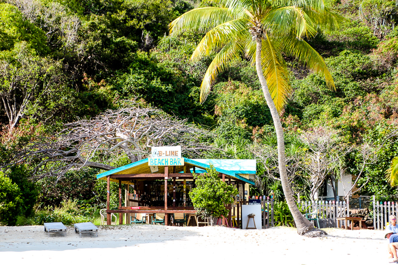 Beaches, Bars and Buns in the BVI